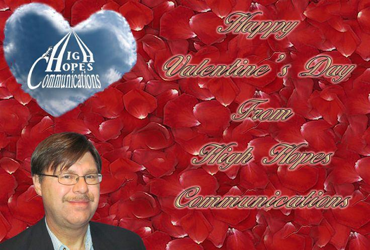 Happy Valentine's Day www.highhopescommunications.ca