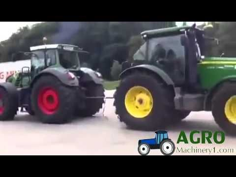 Fendt Vario 939 vs John Deere 8530  http://www.agromachinery1.com/video_listing/fendt-vario-939-vs-john-deere-8530/