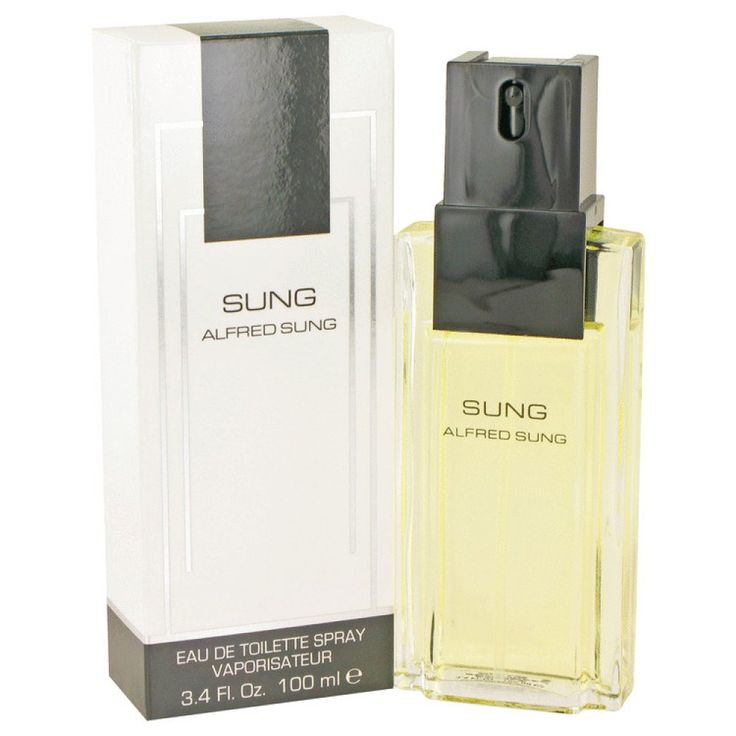 Created by the design house of Alfred Sung in 1986 Sung is classified as a refreshing floral fragrance. This feminine scent possesses a blend of citrus green florals and musky woody notes. Designed Fo