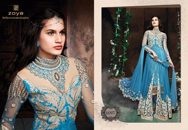 Light blue georgette  Only for 6000 rs