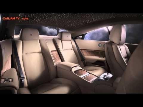 2014 Rolls Royce Wraith Interior HD In Detail Commercial Carjam TV Car Show