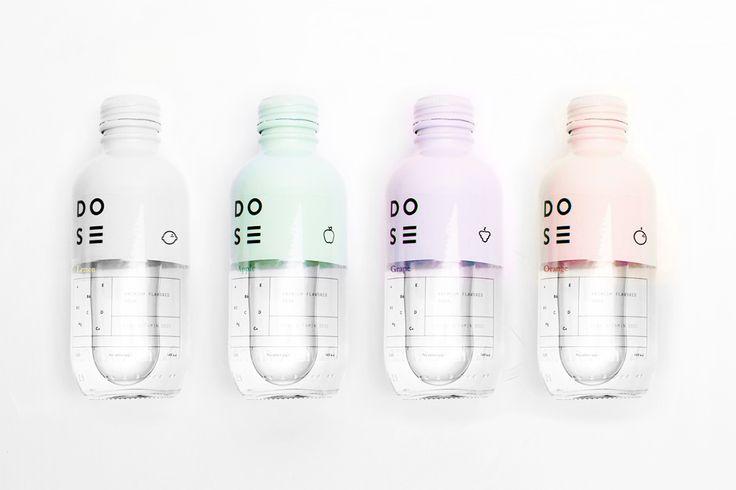 Nora Kaszanyi, jeune étudiante hongroise nous présente son projet en Packaging baptisé DOSE, une interprétation minimaliste autour du soda.