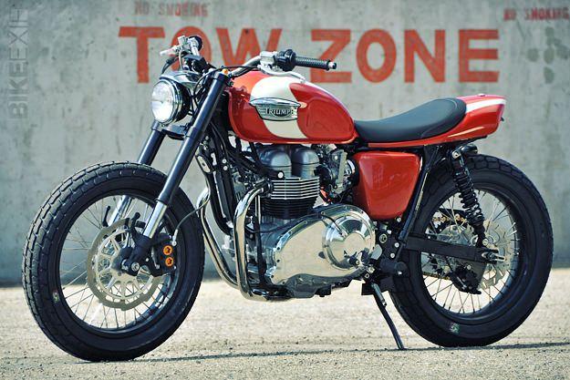 Triumph Customs by Mule Motorcycles | Gear X Head