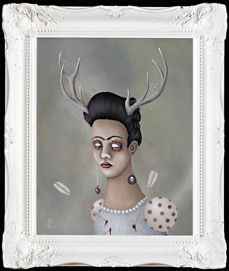 Jessica Charlotte  Deer Frida - 2011