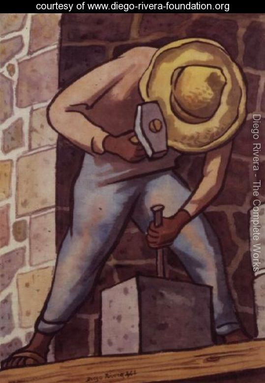 Considered the greatest Mexican painter of the twentieth century, Diego Rivera had a profound effect on the international art world. Among his many contributions, Rivera is credited with the reintroduction of fresco painting into modern art and architecture