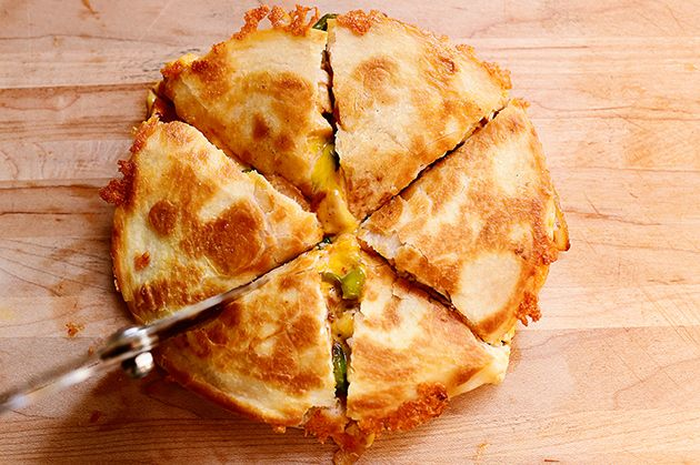 Chicken Quesadilla | The Pioneer Woman | Ree Drummond