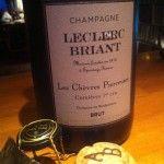 """Champagne Leclerc Briant """"Les Chèvres Pierreuses"""" AOC Champagne - http://www.wine4melomanes.com/champagne-leclerc-briant-les-chevres-pierreuses/"""