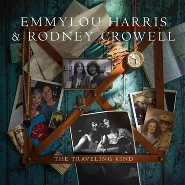 The newest CD from Emmylou Harris and Rodney Crowell.