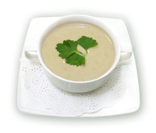 Суп из лосося консервированного