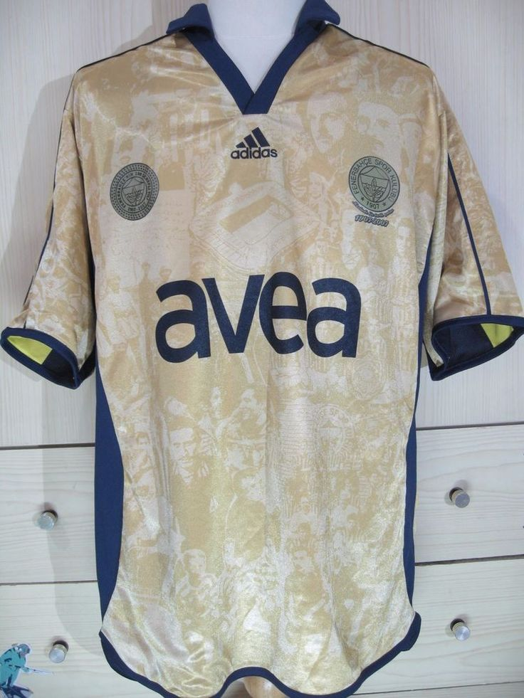 Fenerbahche Centenary 06 Home Reversible Football Shirt Soccer Turkey Jersey XXL | eBay