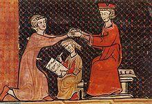 Homage (feudal) - Wikipedia, the free encyclopedia