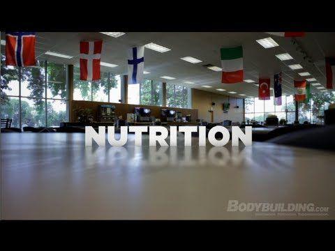 Bodybuilding.com - Steve Cook's Big Man on Campus - Nutrition