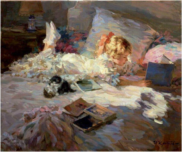 Юрий Кротов 1964 | Русский художник-импрессионист