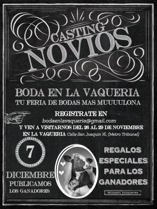 #BodaMuulona #feriadebodaslavaqueria #ferianovios en Madrid del 26 /29 Nov 2015 entrada gratuita y muchos premios.Entre ellos ramos Por Siempre Jamás de Algodón de Luna