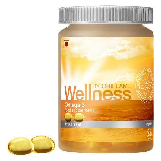 Kwas Omega 3 – suplement diety