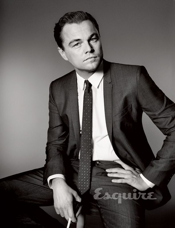 """at times, talking to him about life is like talking about food with someone who's never done anything but order from a menu""  Read more: Leonardo DiCaprio Photos and Quotes - Leonardo DiCaprio Interview - Esquire  Follow us: @Esquire Magazine Magazine Magazine Magazine on Twitter 