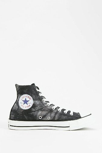 Trendy Women's Sneakers :   Converse Chuck Taylor Tie-Dye Women's High-Top Sneaker    - #Women'sshoes