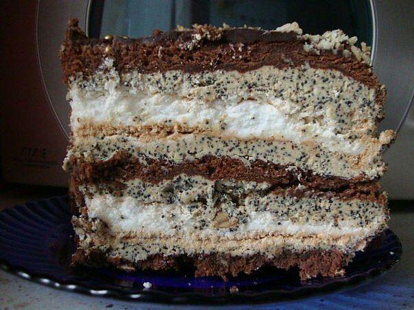 Самые вкусные рецепты: Вкуснейший торт