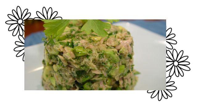 Very Healthy Tuna and Avocado carb free recipe: http://jetsetbabe.com/carb-free-recipe-tuna-with-avocado
