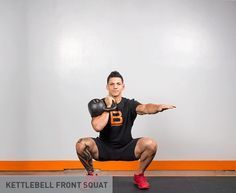 The Ultimate Full-Body Kettlebell Workout for Any Fitness Level   Greatist