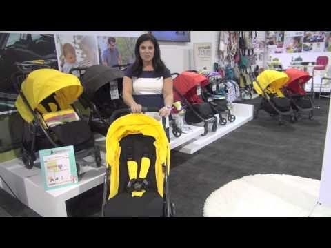 Mamas and Papas Armadillo Stroller Sneak Peek Video - Baby Gizmo