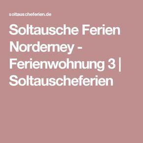 Soltausche Ferien Norderney - Ferienwohnung 3 | Soltauscheferien