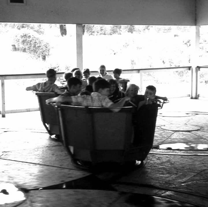 Amusement Park, Fair Rides, Riverview Park