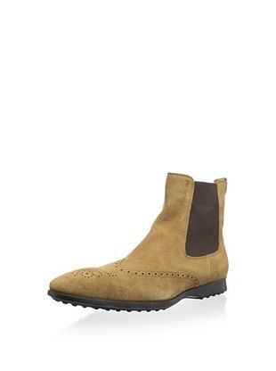 50% OFF Tod's Men's Pull-On Boot (Camel)