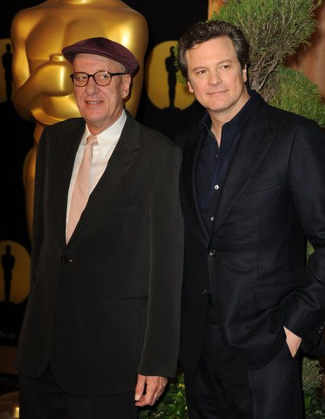 Colin Firth and Geoffrey Rush Photos Photos - Actors Geoffrey Rush (L) and Colin Firth arrive at the 83rd Academy Awards nominations luncheon held at the Beverly Hilton Hotel on February 7, 2011 in Beverly Hills, California. - 83rd Academy Awards Nominations Luncheon - Arrivals
