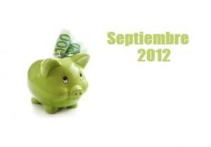 Mejores cuentas ahorro de septiembre 2012: Hasta el 3,40% TAE | Bolsa Spain