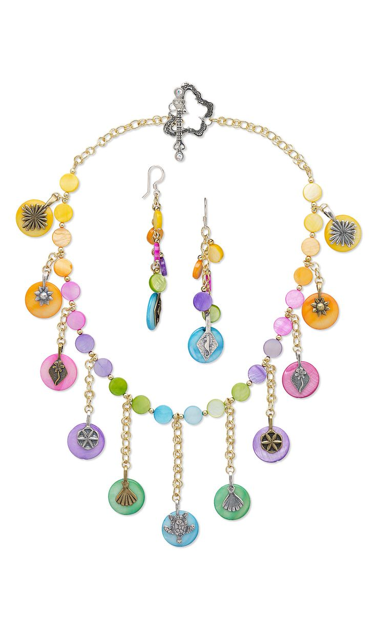 95 best nic jewelry sets images on pinterest diy jewelry for Best glue for pearl jewelry