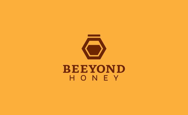 Beeyond Honey Logo Design More