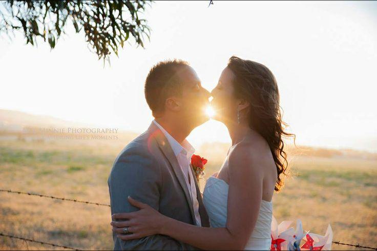 #wedding #bride #groom #weddingphotography #sunburst #weddingsunset #happycouple