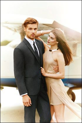 Tuxedos and accessories for proms, wedding, black tie events.