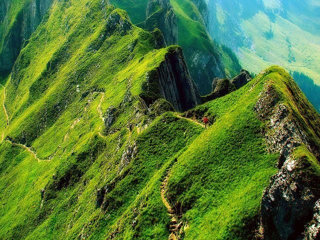 Schäfler (canton of Appenzell) Switzerland