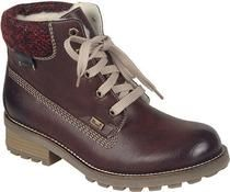 Rieker - Z0422 Burgundy Ankle Boots