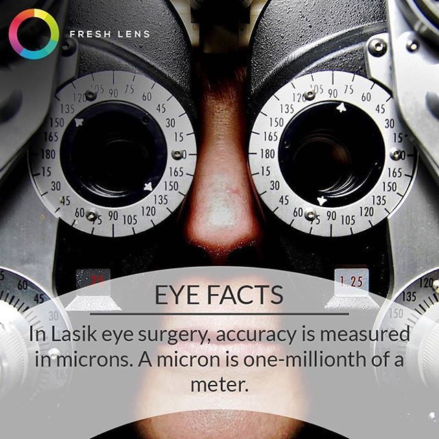 Now that's an impressive amount of accuracy! #eyehealth #vision