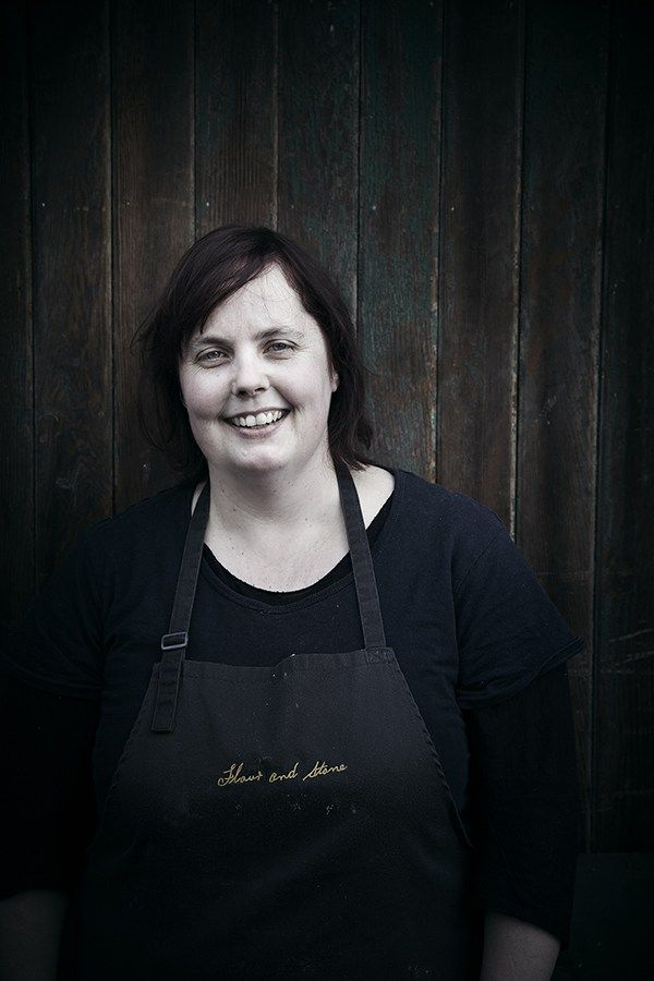 Interview with the founder of Flour and Stone, Nadine Ingram