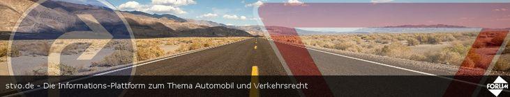 stvo.de - Die Informations-Plattform zum Thema Automobil und Verkehrsrecht