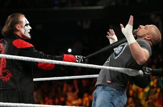 Sting and Randy Orton take out The Authority on WWE RAW (Video)