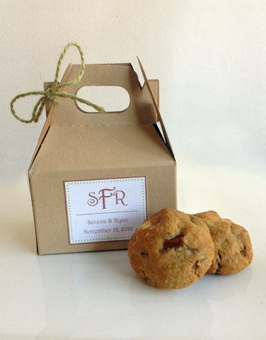 Cookie Favors by Casue Sweets