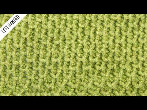 Tire Tread Stitch :: Crochet Stitch :: New Stitch a Day