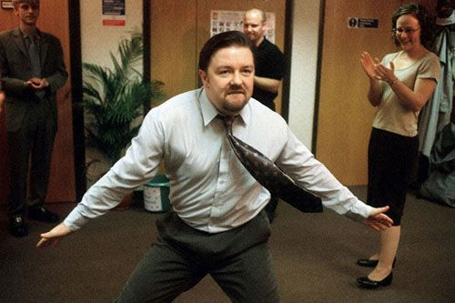 """""""The Office"""": Yes, the Ricky Gervais version."""