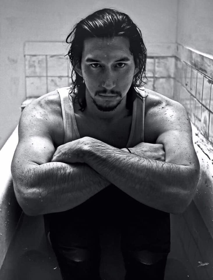 Adam Driver (Interview Magazine, December issue 2016)