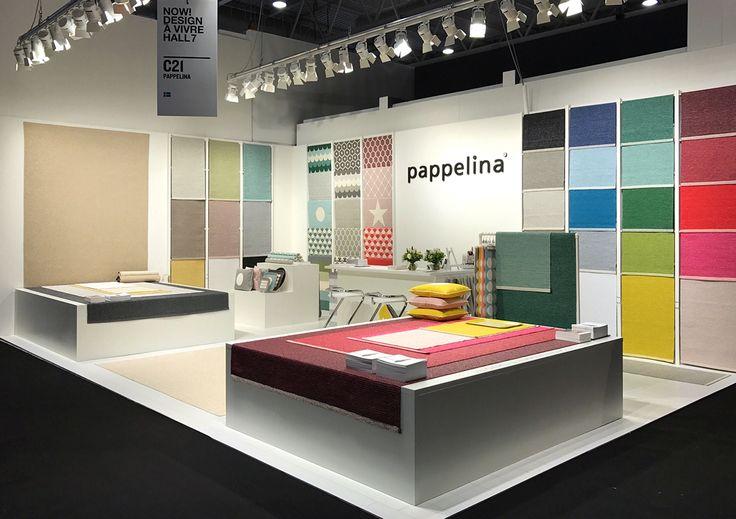 Pappelina at MAISON & OBJET | JANUARY 2017 | Paris | France