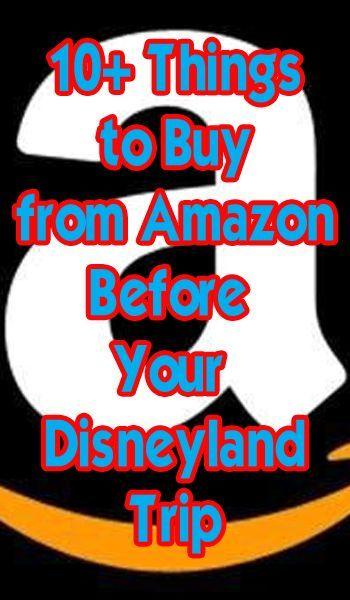 10 things you need to buy before visiting Disneyland.