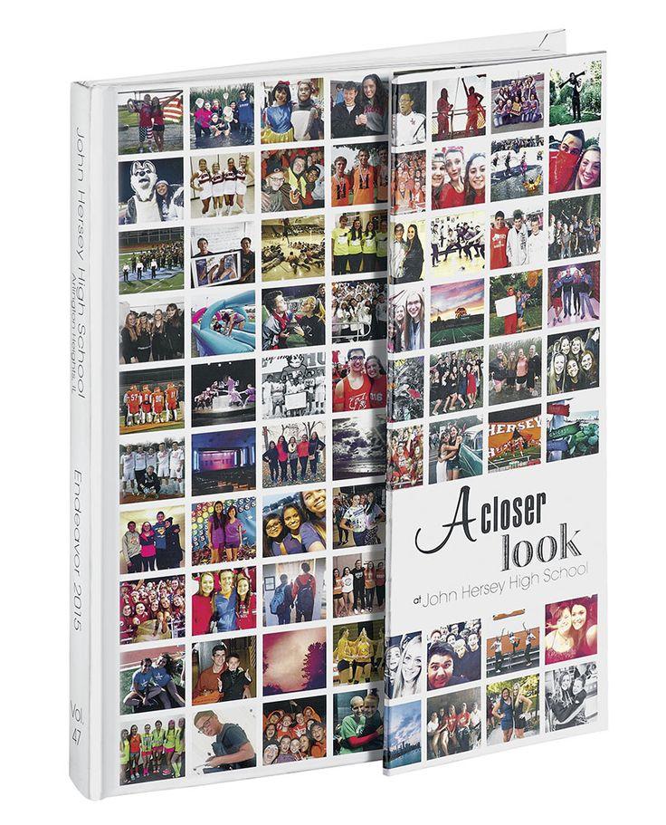 // ENDEAVOR, John Hersey High School, Arlington Heights [IL] #Jostens #LookBook2016 #Ybklove