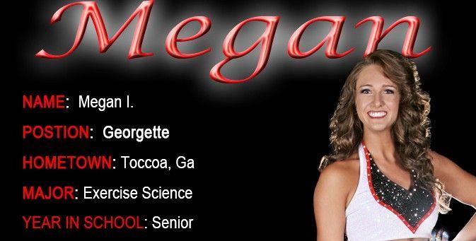 Georgia Girl Of The Week – Megan