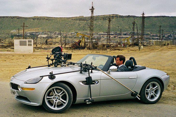 Die Dienstwagen von James Bond - Bilder - autobild.de