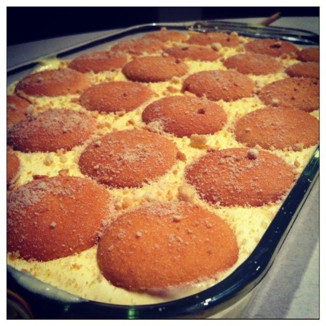 Paula Deen's Banana Pudding